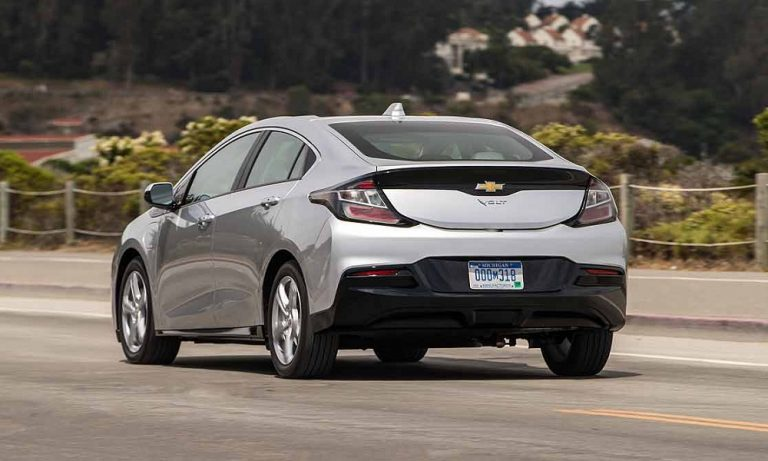 Can A Chevy Bolt Be Towed? (Flat Towed Or Any Other Way)?