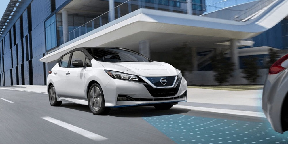 Can Nissan Leaf Be Charged At Home