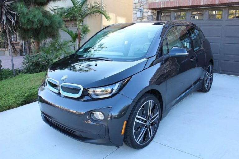 How To Lift BMW I3 (How To Jack Up)?
