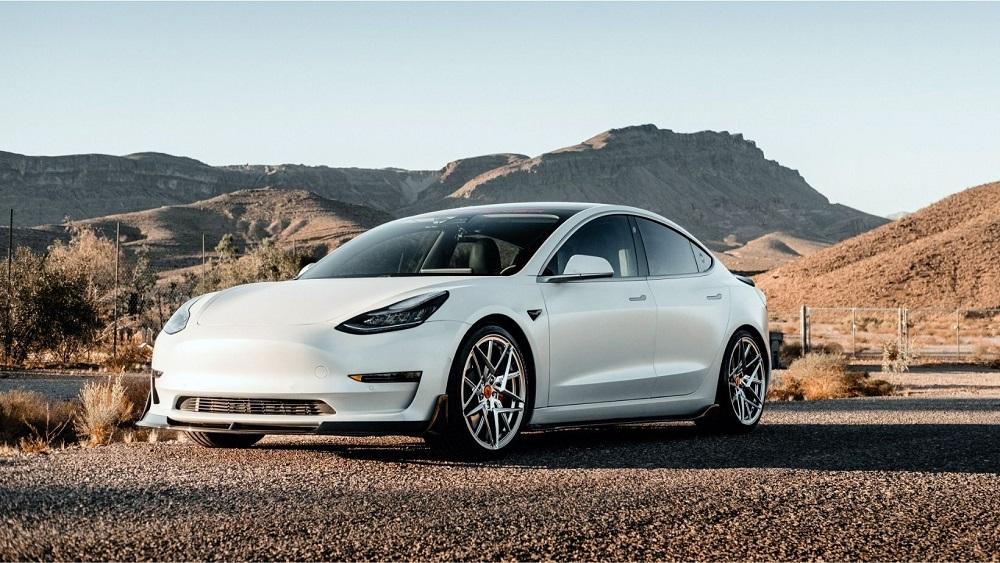 Towing A Tesla Behind An RV