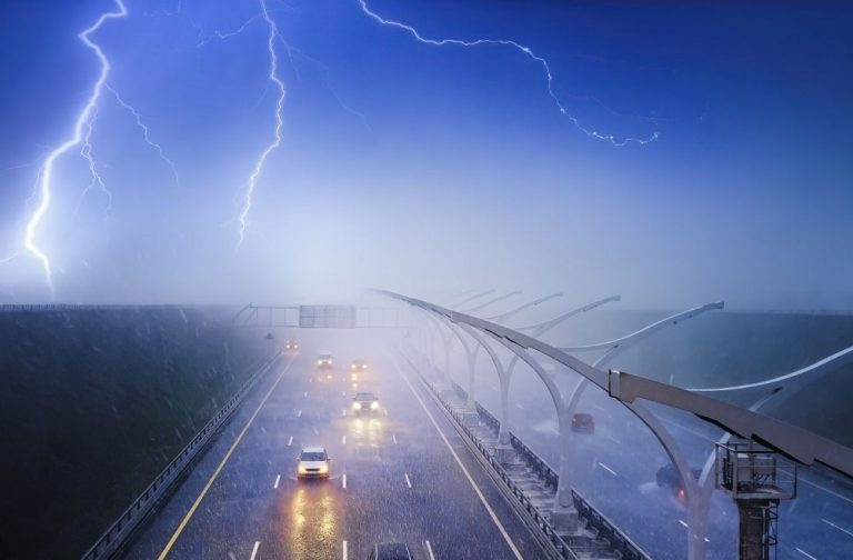 What Happens If An Electric Car Is Struck By Lightning?