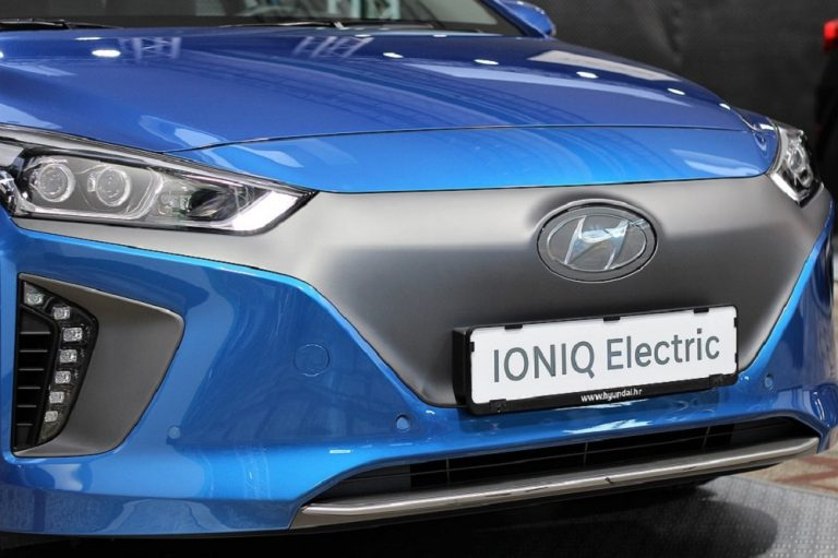 What Is The Gas Mileage On The Hyundai Ioniq?