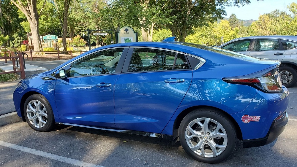 Why The Chevrolet Volt Has Low Resale Value